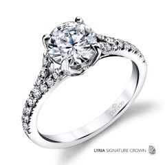 Parade New Classic Diamond Engagement Ring R3311/R1