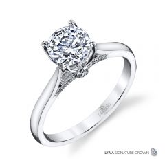 Parade New Classic Diamond Engagement Ring R3473/R1