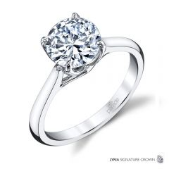 Parade New Classic Diamond Solitaire Ring R3671/R1