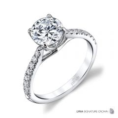 Parade New Classic Diamond Ring R3671B/R1