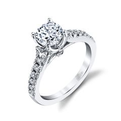 Parade New Classic Diamond Engagement Ring R3935/R1