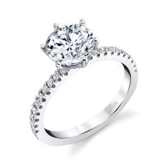Parade New Classic Diamond Engagement Ring R4367/R1