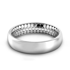 Handcrafted Wedding Ring for Men TM129-6